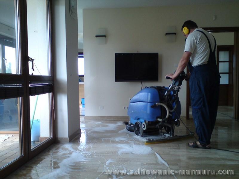 Mycie Marmuru W Domu