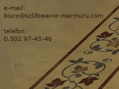 Szlifowanie Marmuru Firma Kontakt